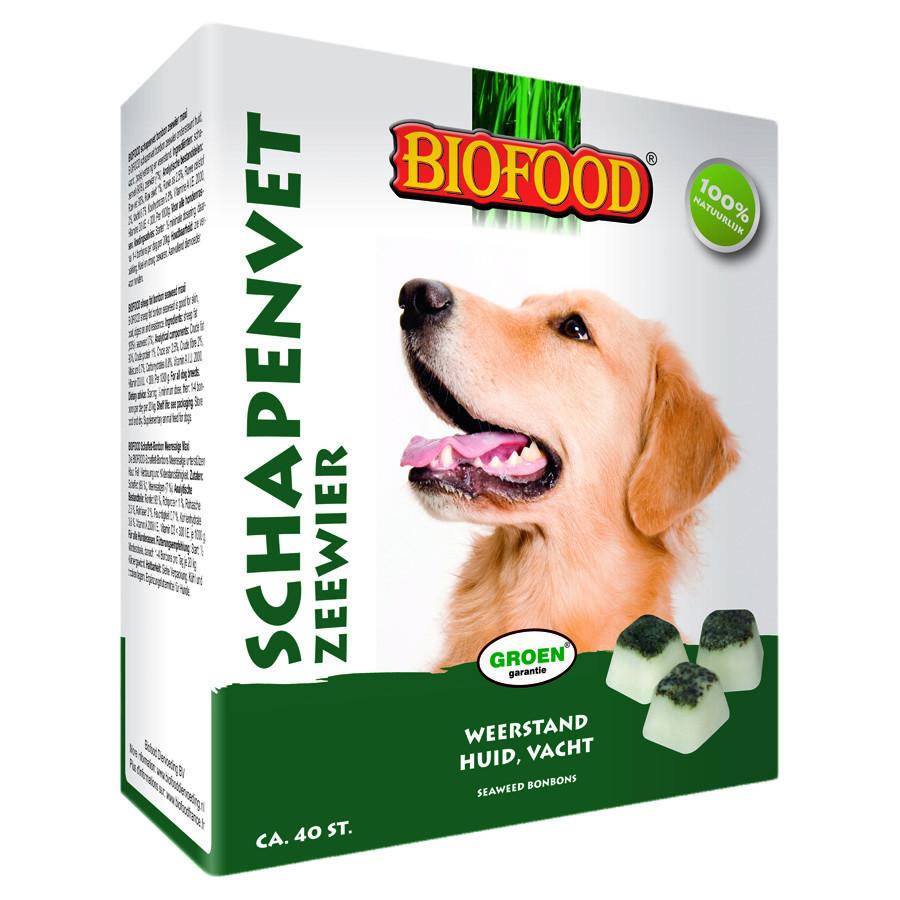 Biofood Schaffett Maxi Bonbons - Algen