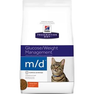 Hill's Prescription Diet M/D Katzenfutter