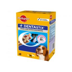 Pedigree Dentastix für mittelgroβe Hunde von 10 bis 25 kg