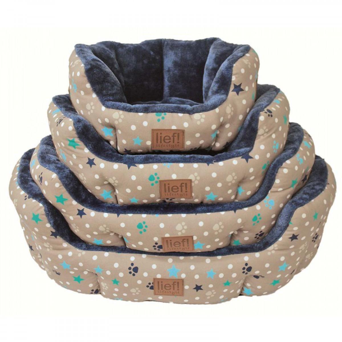 Lief! Schlafkorb für Hund und Katze