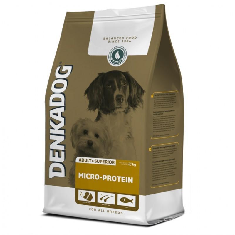 Denkadog Micro-Protein Hundefutter