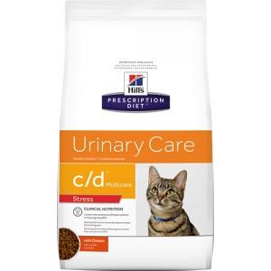 Hill's Prescription Diet c/d Urinary Stress Katzenfutter