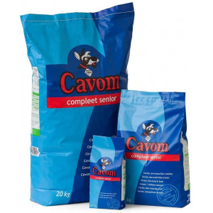 Cavom Compleet Senior Hundefutter