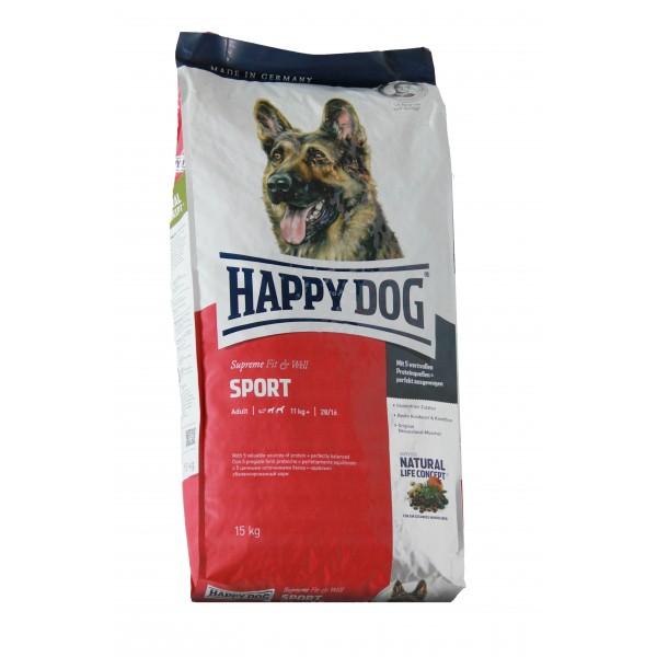happy dog supreme adult sport hundefutter. Black Bedroom Furniture Sets. Home Design Ideas