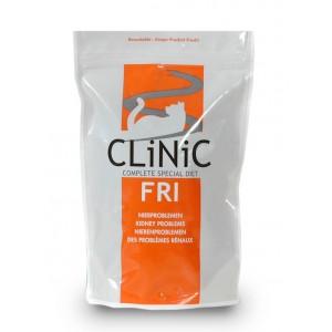 Clinic FRI (Nierenprobleme) Katzenfutter