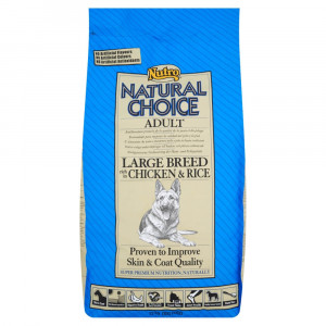 Nutro Choice Adult Large Breed Huhn & Reis Hundefutter