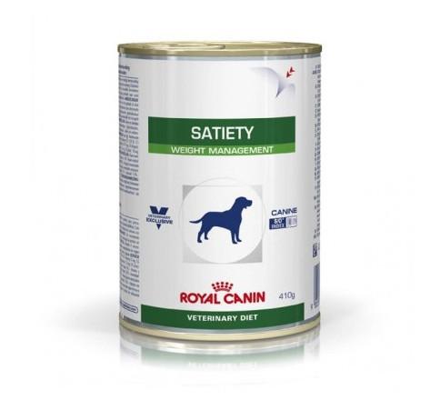 Royal Canin Veterinary Diet Satiety Weight Management Hundefutter (Dosen) 410g