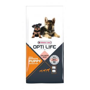 Opti Life Puppy Sensitive Hundefutter