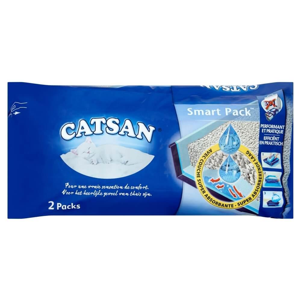 Catsan Smart Pack Katzenstreu