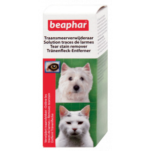 Beaphar Tränenfleck-Entferner für Hund und Katze