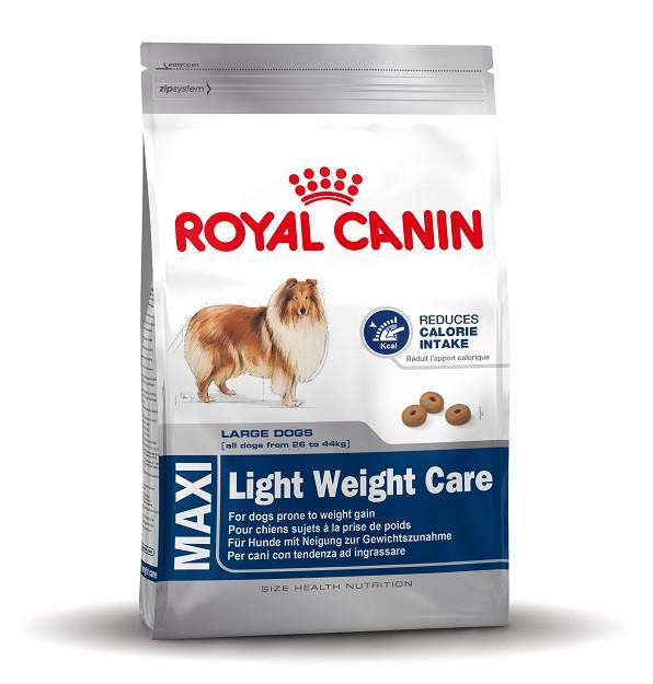 Royal Canin Maxi Light Weight Care Hundefutter