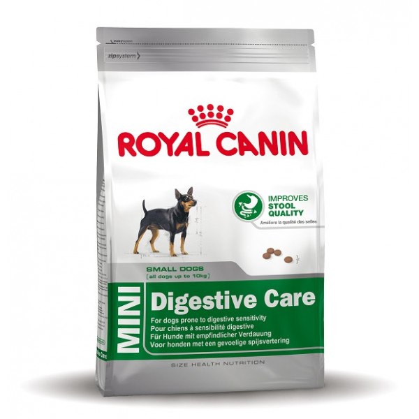 royal canin mini digestive care hundefutter online. Black Bedroom Furniture Sets. Home Design Ideas