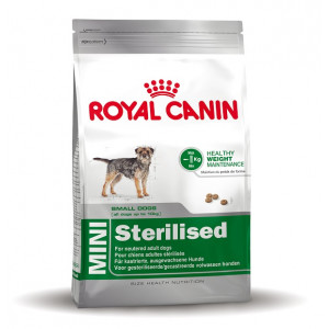 Royal Canin Mini Sterilised Hundefutter