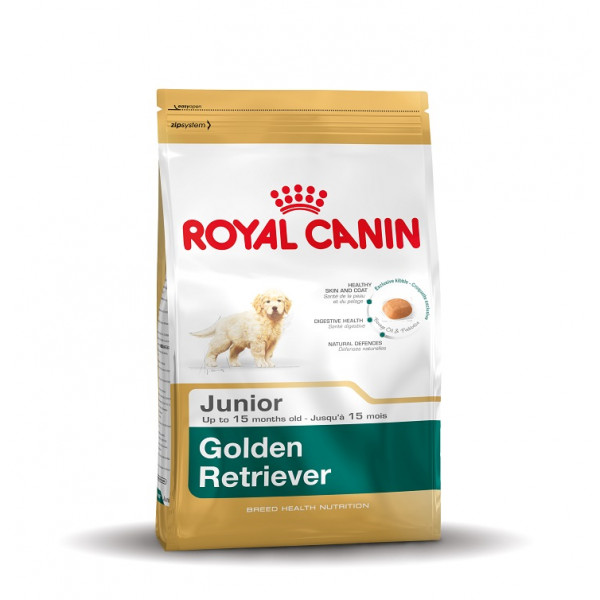 royal canin junior golden retriever hundefutter. Black Bedroom Furniture Sets. Home Design Ideas