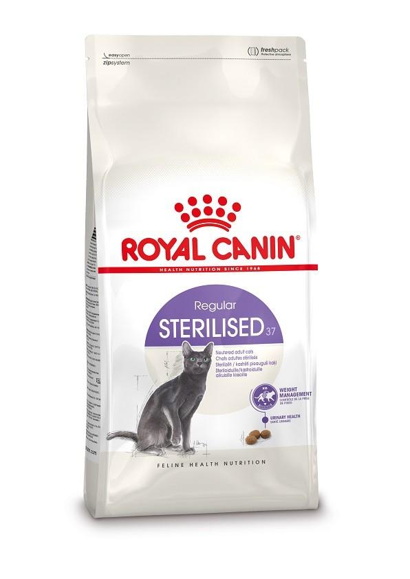 Royal Canin Sterilised 37 Katzenfutter