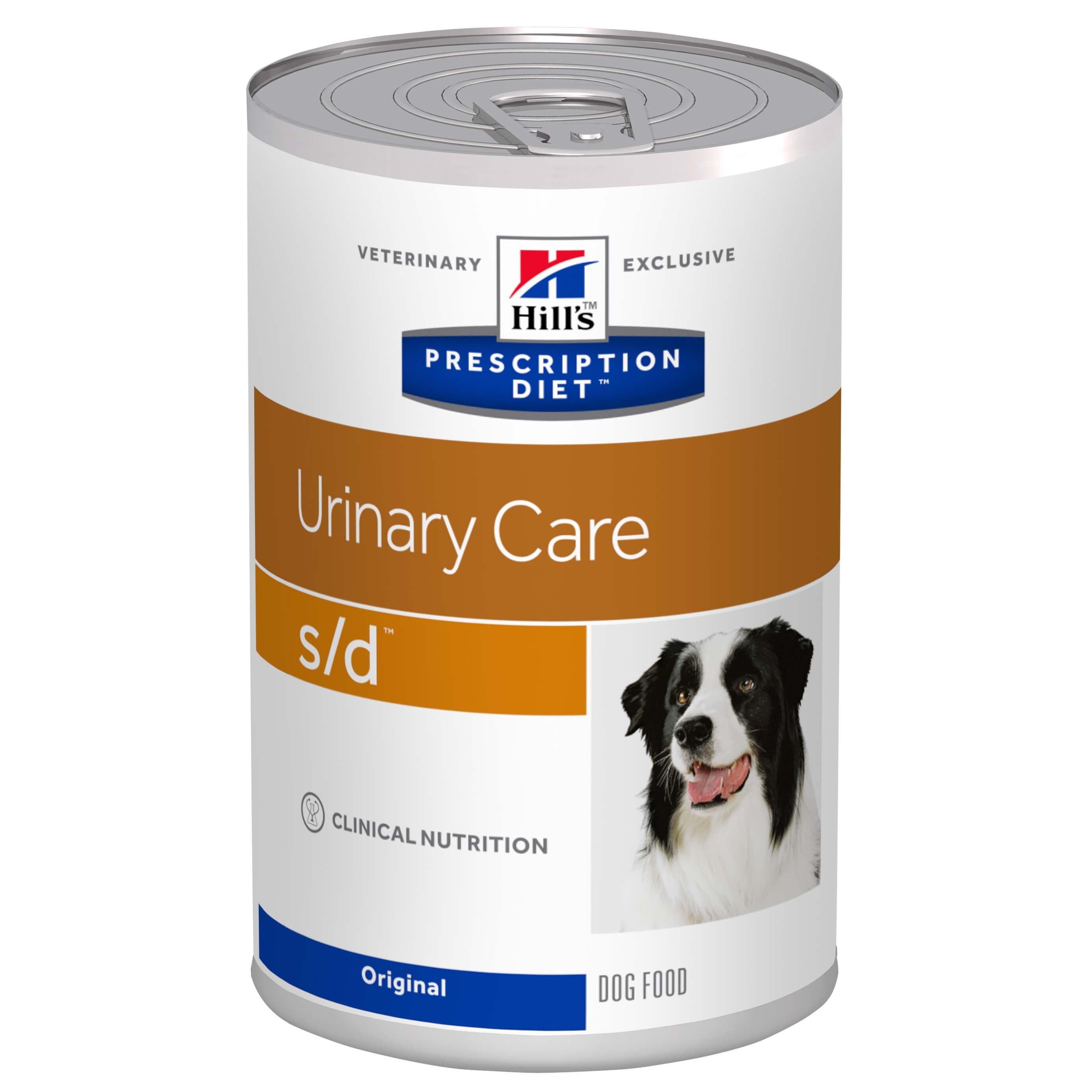 Hill's Prescription Diet S/D Urinary Care Hunde-Nassfutter 370g
