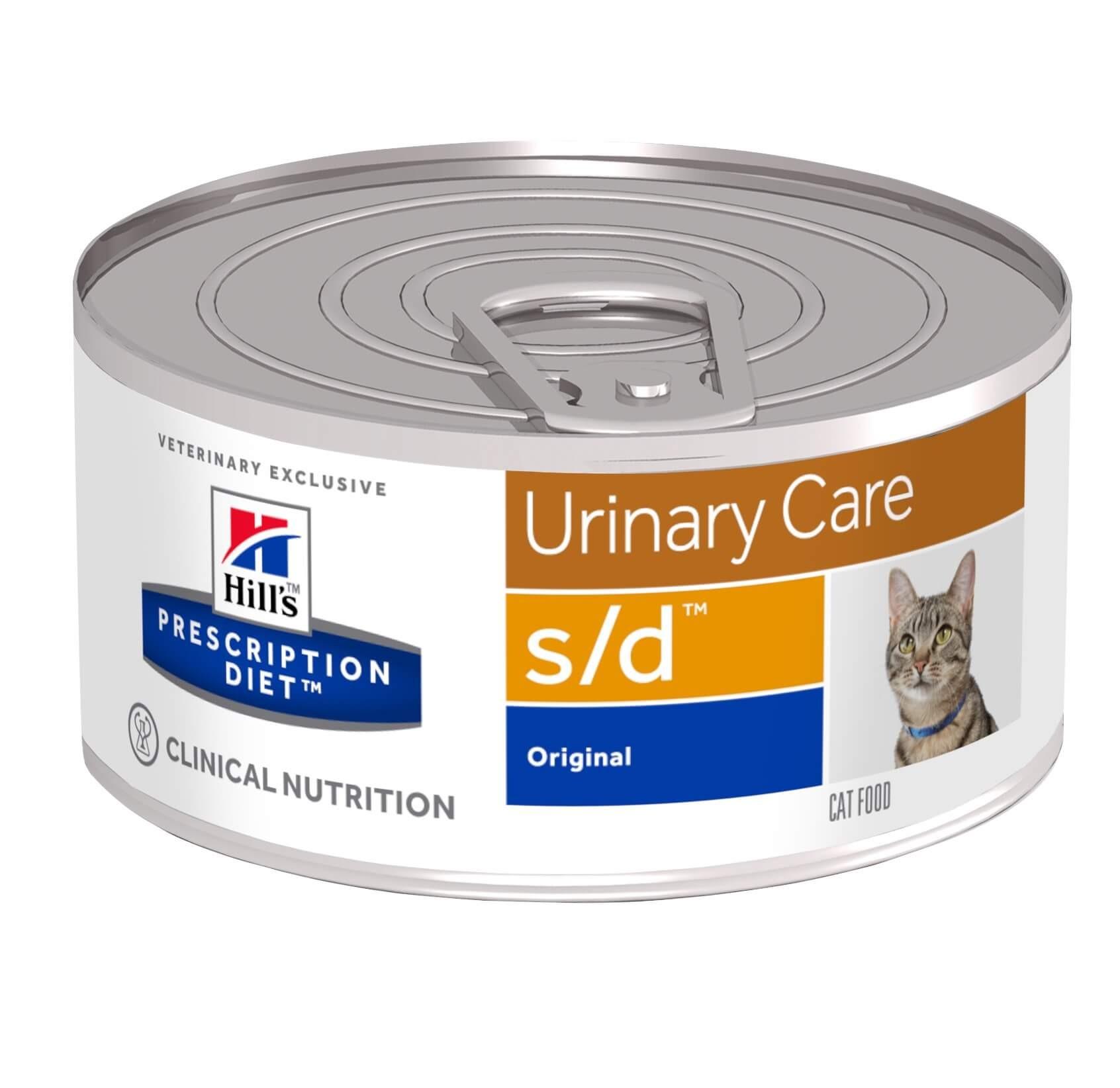 Hill's Prescription Diet S/D 156 g Dosen Katzenfutter