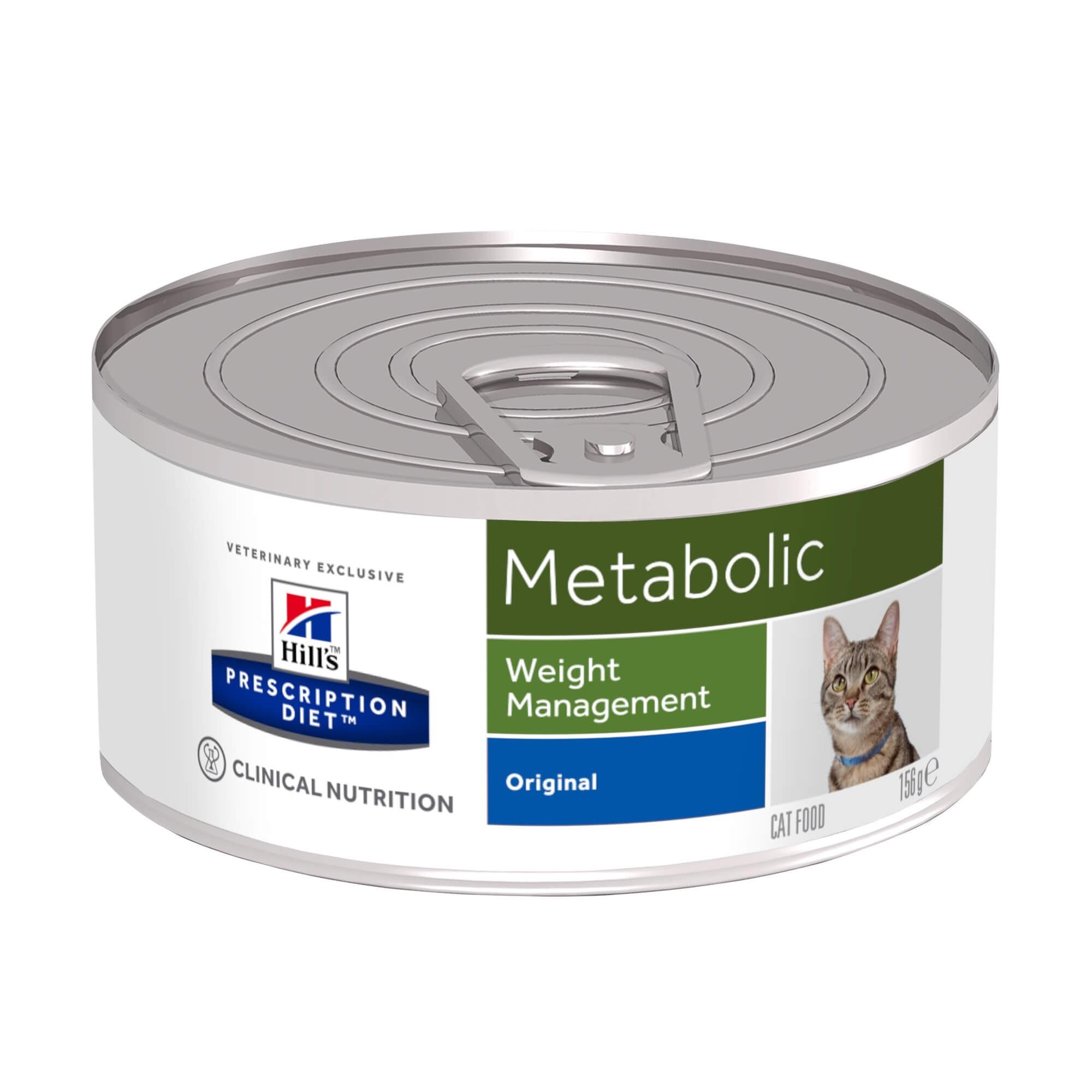 Hill's Prescription Metabolic Weight Management Katzen-Nassfutter 156g
