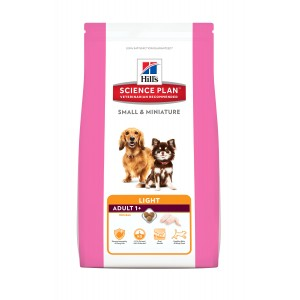 Hill's Adult Small & Miniature Light Hundefutter
