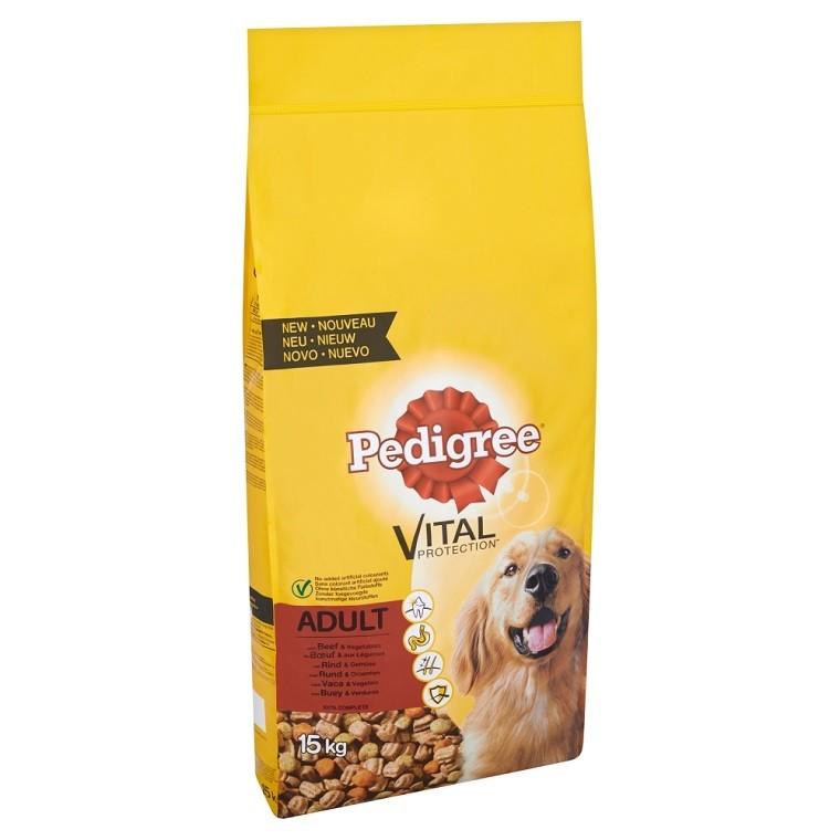 Pedigree Adult Classic Rind Hundefutter