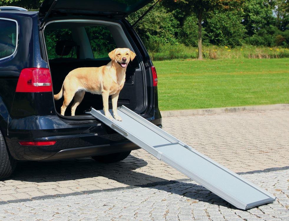 Trixie Telescopic Laufsteg Petwalk für Hunde
