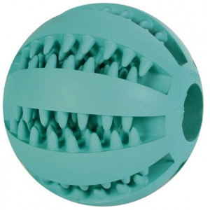 Denta Fun Gummibaseball für Hunde
