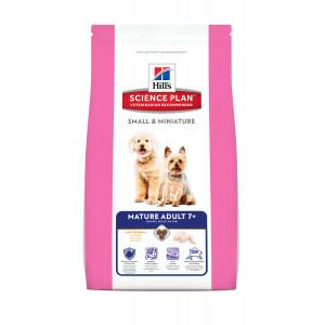 Hill's Mature/Senior 7+ Small & Miniature Hundefutter