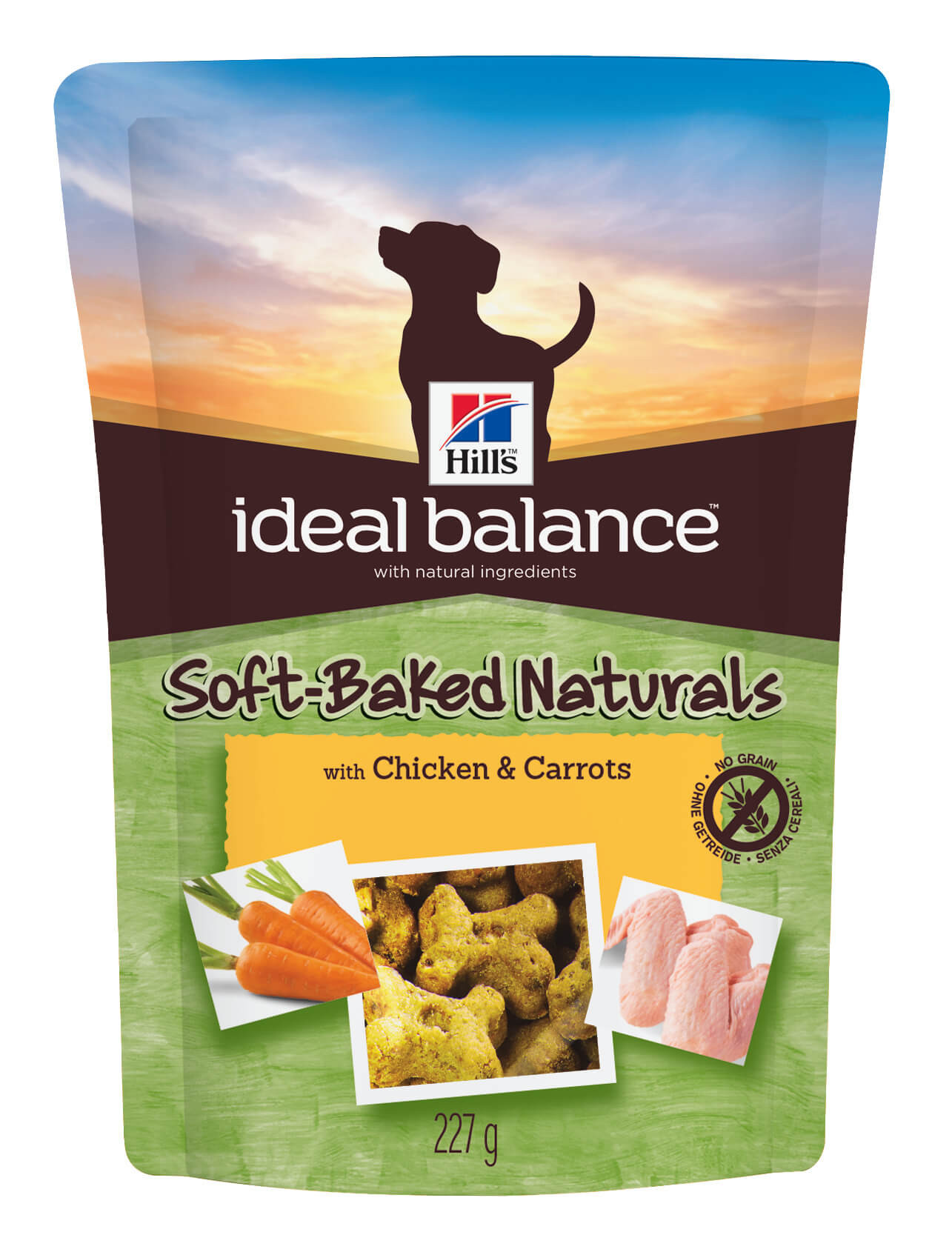 Hill's Ideal Balance Huhn & Karotten Hundesnacks