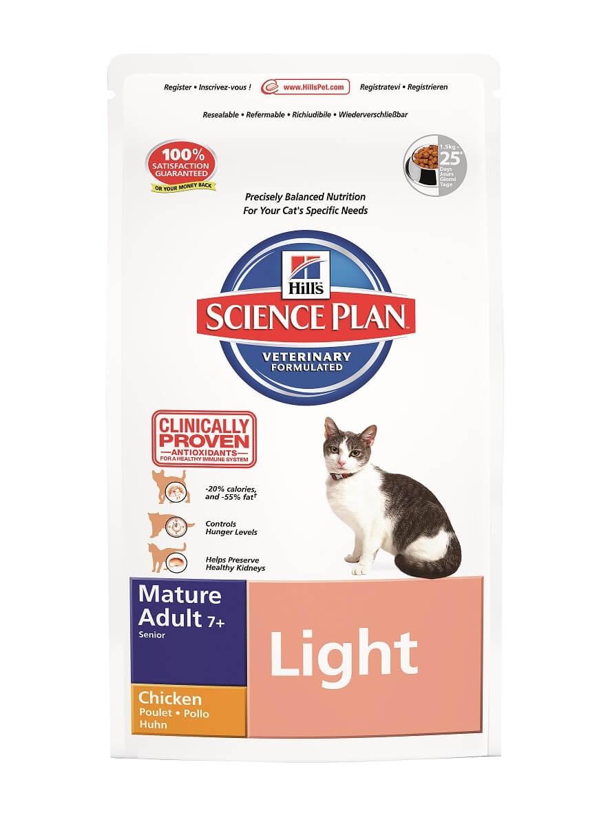 Hill's Mature Adult Light Katzenfutter