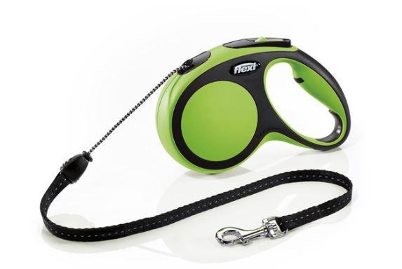 Flexi New Comfort M Seil-Leine 8 Meter