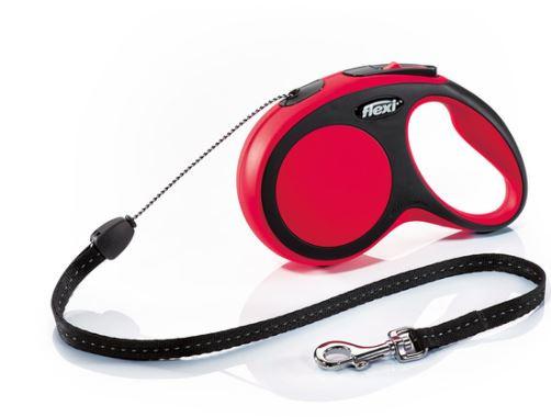 Flexi New Comfort S Seil-Leine 5 Meter