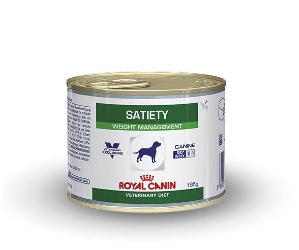 Royal Canin Veterinary Diet Satiety Hundefutter (Dosen) 195g