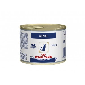 Royal Canin Veterinary Diet Renal 195g (in Dosen) Katzenfutter