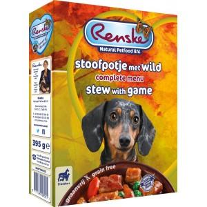 Renske Wild-Eintopf Getreidefreies Hundefutter