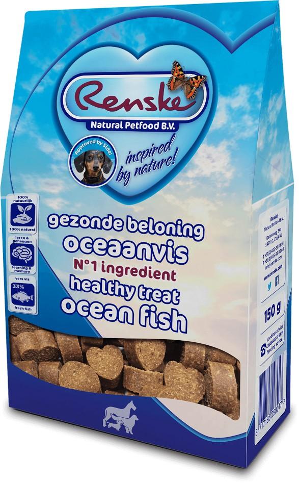 Renske Gesunde Belohnung Fisch