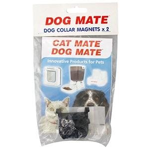 Dog Mate Hundehalsband-Magnete