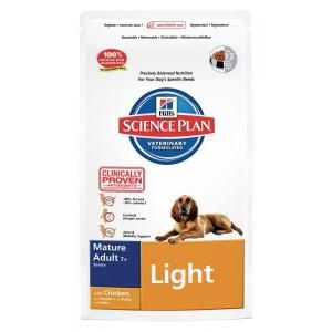 Hill's Mature Adult 7+ Light Huhn Hundefutter
