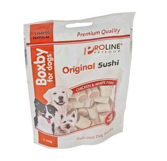 Boxby Original Sushi Hundesnacks