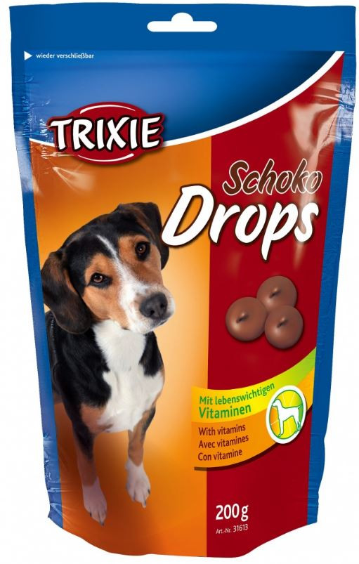 Trixie Schoko Drops für Hunde