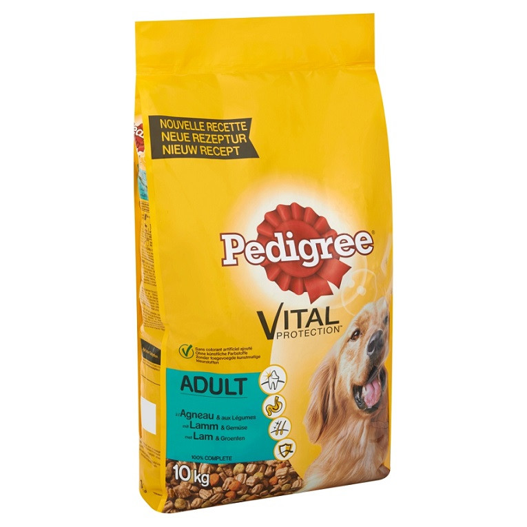 Pedigree Adult Lamm Hundefutter