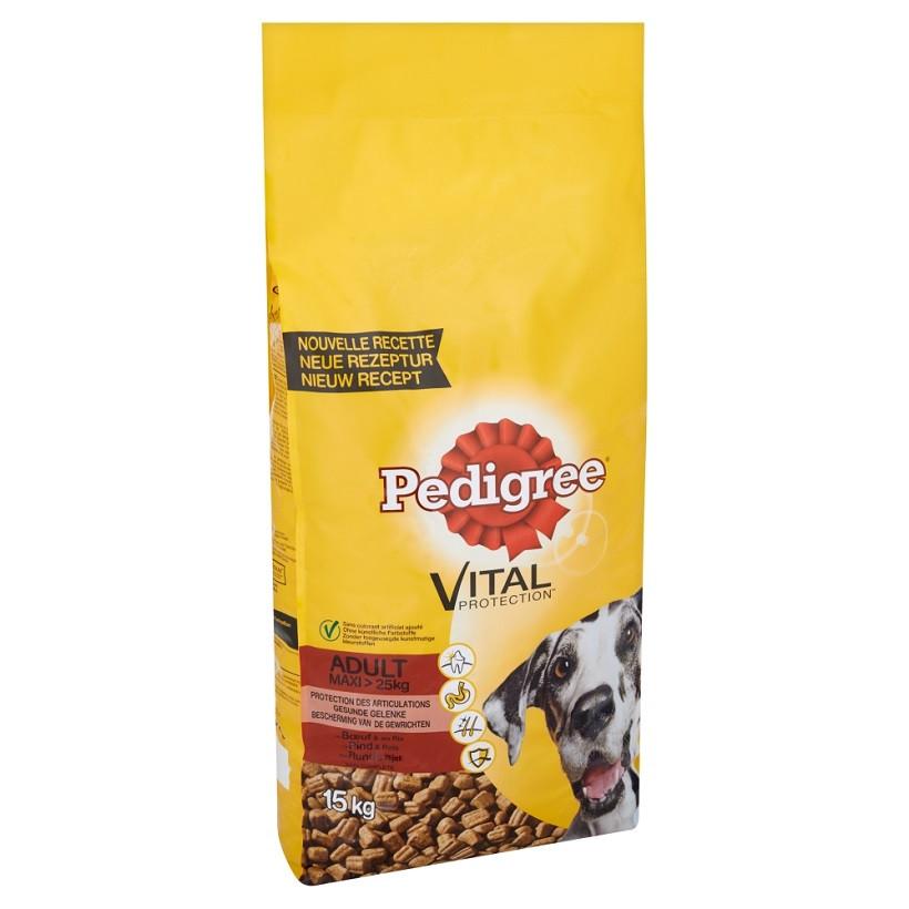 Pedigree Adult Maxi Rind Hundefutter