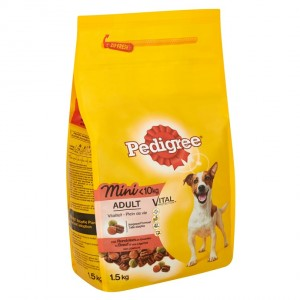 Pedigree Adult Mini Rind Hundefutter