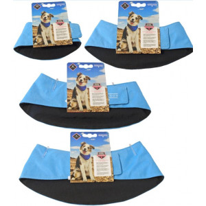 Doggy Cool Bandana Lichtblau
