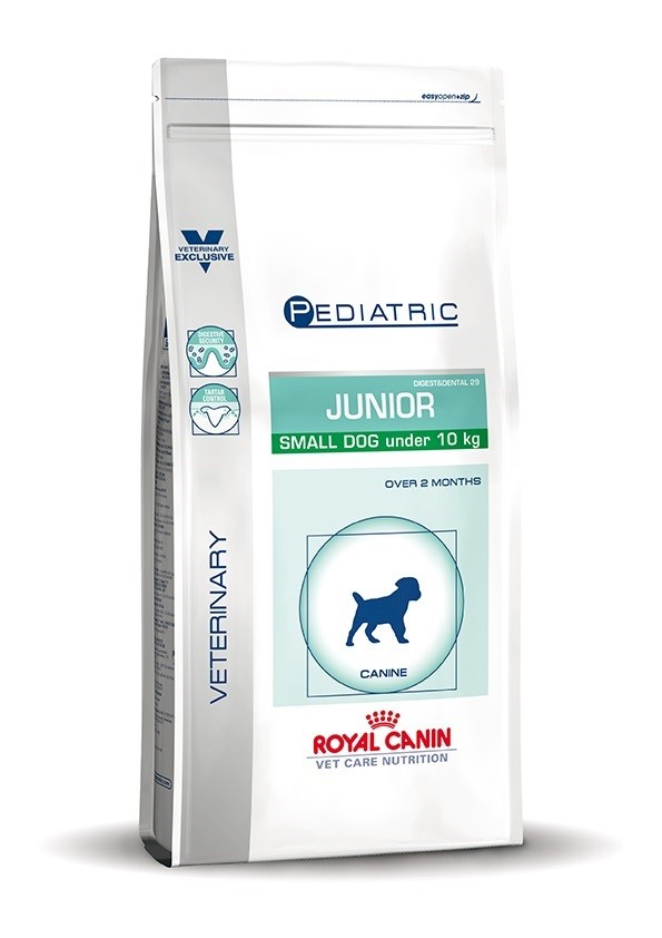Royal Canin VCN Pediatric Junior Small Dog Hundefutter