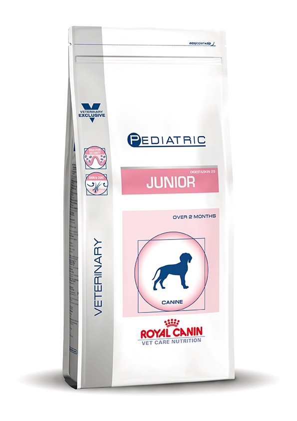 Royal Canin Medium Junior VCN Pediatric Digest & Skin