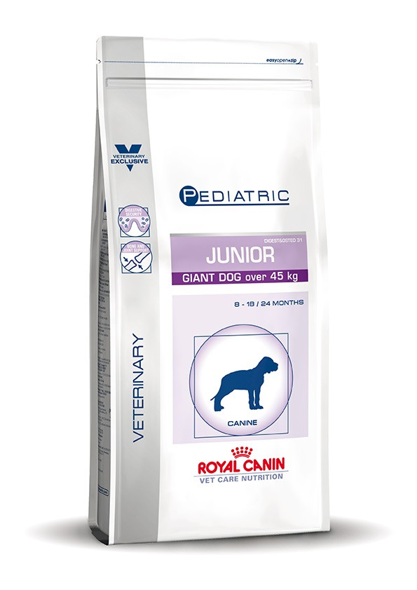 Royal Canin VCN Pediatric Junior Giant Digest & Osteo