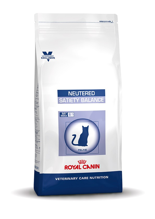 Royal Canin Veterinary Care Neutered Satiety Balance Katzenfutter