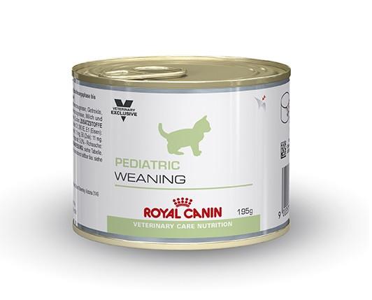 Royal Canin VCN Pediatric Weaning 195 g Dosen Katzenfutter