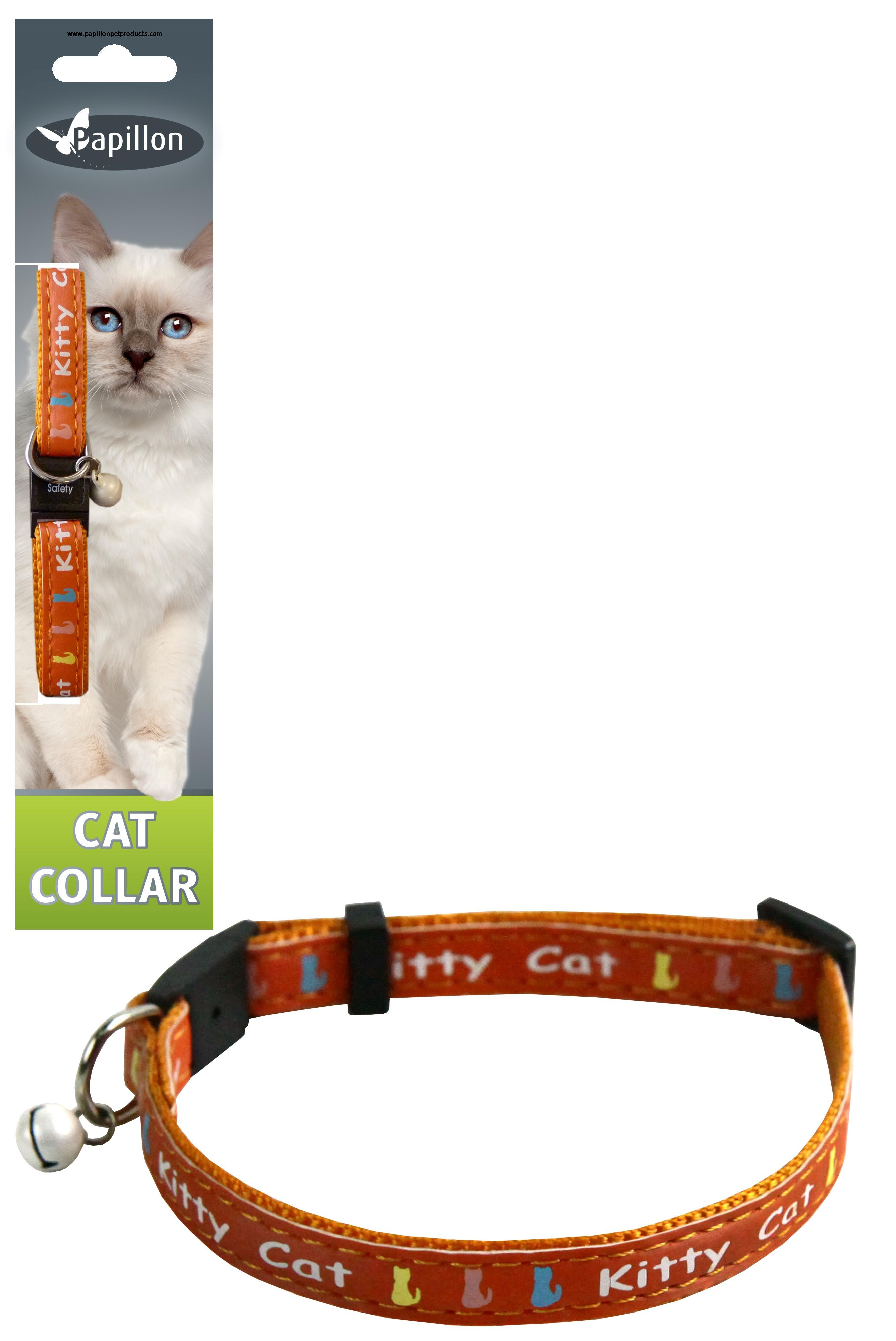 Katzenhalsband Kittycat für erwachsene Katzen