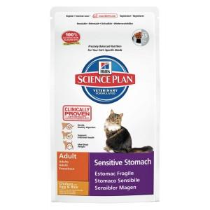 Hill's Adult Sensitive Stomach Huhn Katzenfutter